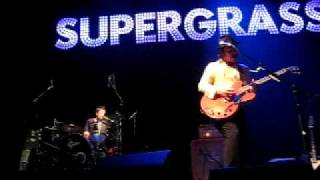 Supergrass - Ghost of a Friend @ The Avalon 7/12/08
