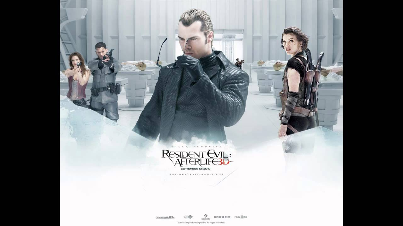 Resident Evil Afterlife Wesker Ost Youtube