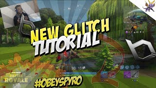 *NEW FORTNITE GLITCH* SELF-MOVEMENT GLITCH - WORKING AFTER PATCH! | @SpyroTF