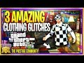 🔥 GTA 5 Online (SICK) TOP GLITCHES! INVISIBLE LEGS, Invisible ARMS, More! (Clothing Glitches 1.46)