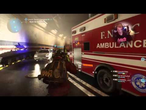 The Division Daily challenge mode Live! Douglas John Bailey