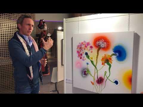 20 artistes pour 20 printemps  - Thierry Feuz, artiste exposant