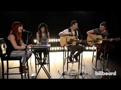 Skillet Performs Rise Live At Billboard Studios