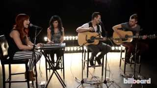 Download Skillet Performs 'Rise' Live At Billboard Studios Mp3 and Videos