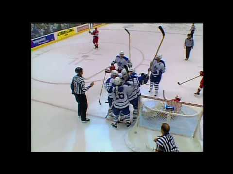 Sundin scores in dying seconds to send Game 6 to overtime against Carolina