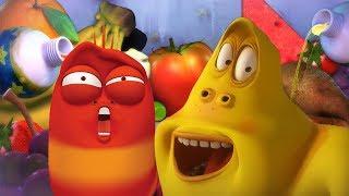 LARVA - BIG YELLOW | Cartoon Movie | Cartoons For Children | Larva Cartoon | LARVA Official