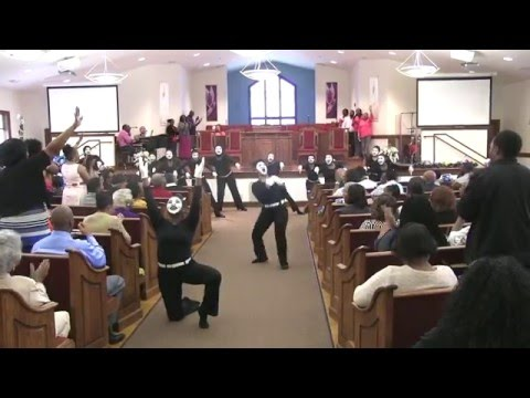 I Never Lost My Praise - CGBC Silent Expressions Mime Ministry (11 AM Service)