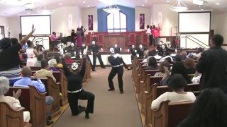 i never lost my praise cgbc silent expressions mime ministry 11 am service