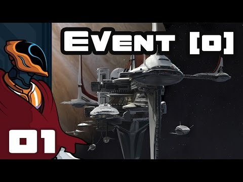 Let's Play Event [0] - PC Gameplay Part 1 - Please Let Me In, Space Is Really Scary