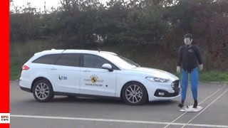 2020 Ford Mondeo Crash & Safety Tests