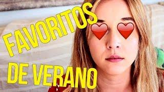 Favoritos del verano - Cambio de look, makeup, series...