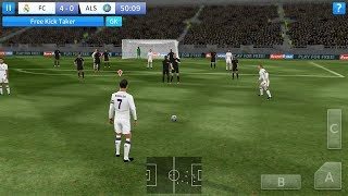 Dream League Soccer 2017 Android Gameplay #43
