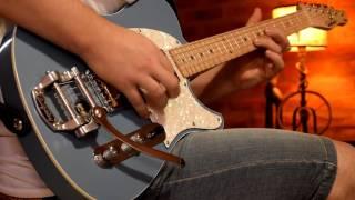 mauricio mura jamming with a cbg backing track