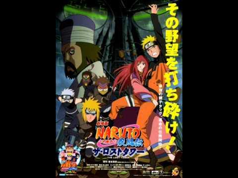 Naruto Shippuuden Movie 4 OST - 05 - Instrumental Band