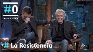 LA RESISTENCIA - Enrique San Francisco, la auténtica salud   #LaResistencia 16.01.2020