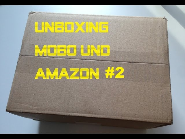 unboxing mobo