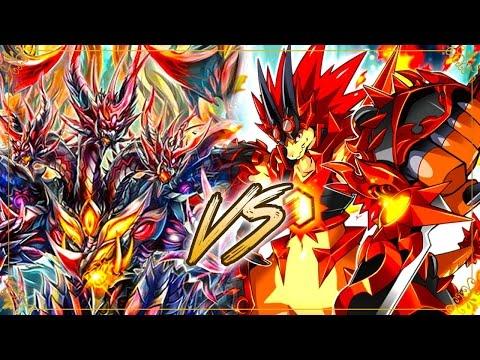 Future Card Buddyfight: Dragon Zwei Vs. Dragon World (Golden Champion Buddy Box Decks)