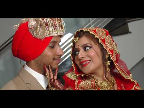 Alamjit weds Anjli wedding