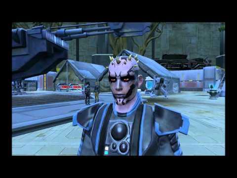 SWTOR: Zabrak Sith Corruption HD