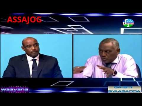 Djibouti: Barnamiijka Waayaha iyo Le ministre de l'Energie de Ali Yacoub