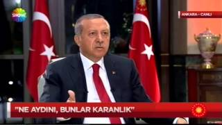 Cumhurbaşkanı Erdoğan: HÜDA PAR'a saldırıyı neyle izah edecekler?