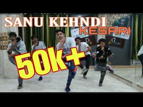 D Dance Zone Sanu Kehndi   Kesari   Cover Ddz Boy Coreo.by Deepak Dutt