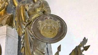 Мавзолей Барклая-де-Толли в Йыгевесте, Эстония(Михаил Богданович (Михаэл Андреас) Барклай-де-Толли . Как известно, в 1818 году у великого полководца обостри..., 2011-12-19T22:54:28.000Z)