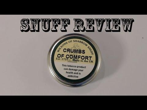 Wilson's of Sharrow Crumbs of Comfort - Nasal Snuff Review
