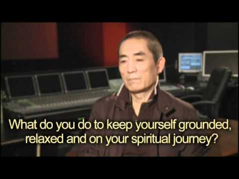 Zhang Yimou Interview - Part 2