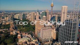 Top of Sydney - DJI Mavic Pro - 4K  Drone Footage