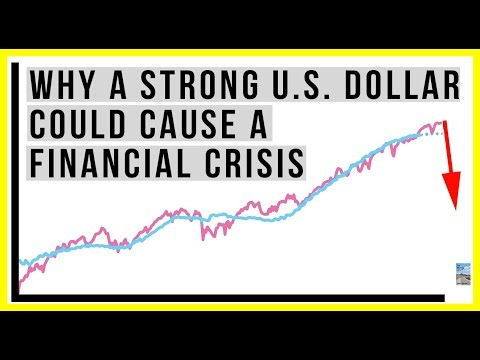 Why A Strong U.S. Dollar Could Bring the Next Financial Crisis! Prepare for Fed Hyperinflation!