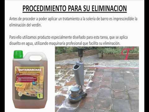 Como limpiar y tratar suelos de barro doovi for Abrillantar suelo porcelanico mate