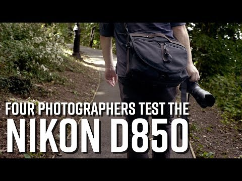Four Photographers Test The Nikon D850