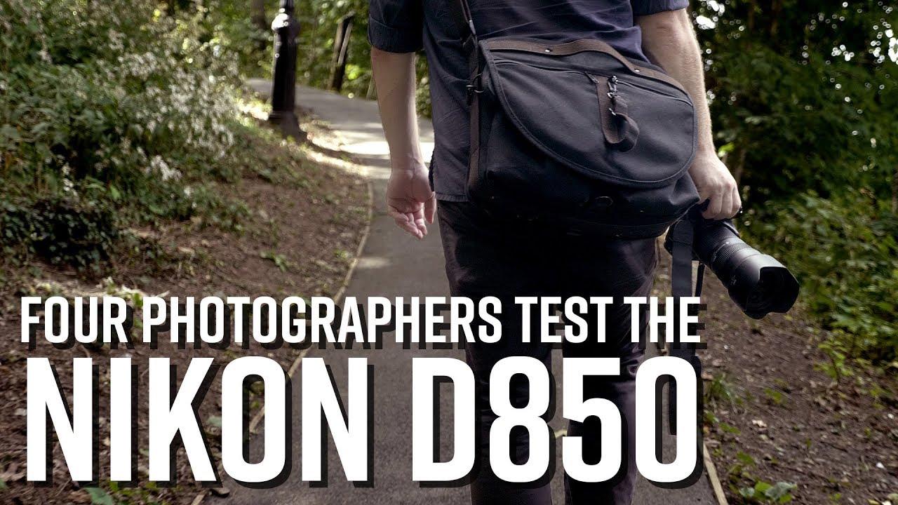 Four Photographers Test The Nikon D850