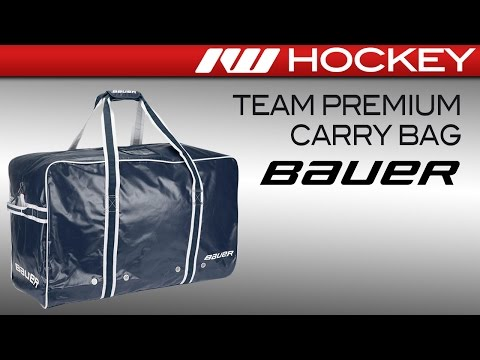 Bauer Team Premium Hockey Bag Review