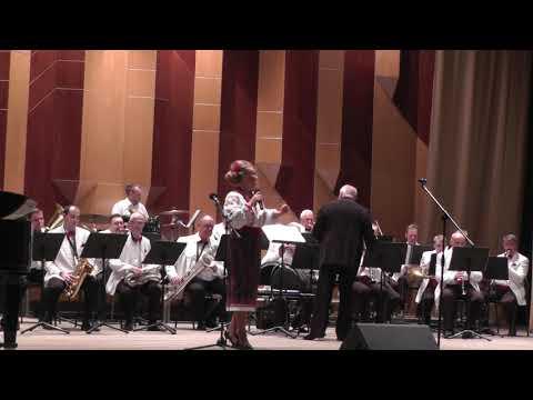 Молдавский концерт в Воронежской филармонии 23.10.2019г.