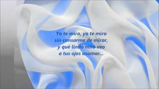 Poema - Caricia de Gabriela Mistral