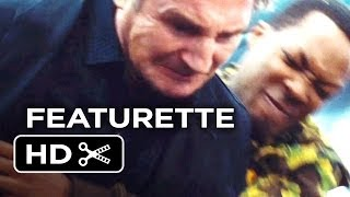 Non-Stop Featurette - Epic Fight Scene (2014) - Liam Neeson, Julianne Moore Thriller HD
