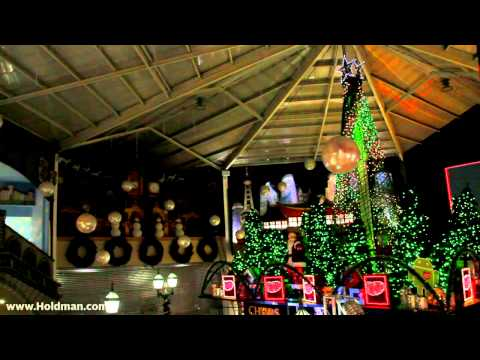 Feliz Navidad Dance Mix - Holdman Christmas Light Display - Argentina 2013