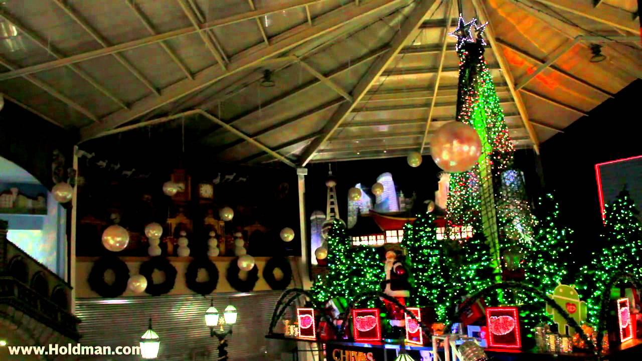 Feliz Navidad Dance Mix - Holdman Christmas Light Display ...