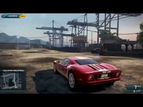 Need For Speed Most Wanted Мир багов!