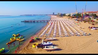 Sunny beach 8:00 in the Morning / What Happens In Sunny Beach Morning 08/2017