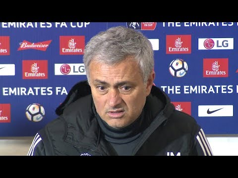 Yeovil 0-4 Manchester United - Jose Mourinho Full Post Match Press Conference - FA Cup