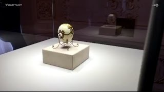 Русское серебро и коллекция яиц Фаберже. Музей Фаберже в Петербурге