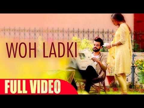 Best Of Jazim Sharma Ghazal | Woh Ladki Yaad Aati Hai | Full Video | Official Song
