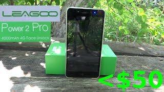 LEAGOO Power 2 Pro - УЛЬТРАБЮДЖЕТНИК - ПОЛНЫЙ ОБЗОР