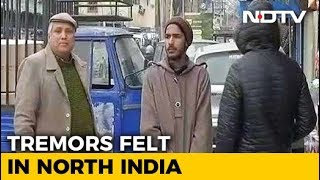 Strong Tremors Felt In Delhi-NCR After 6.1 Earthquake Strikes Afghanistan