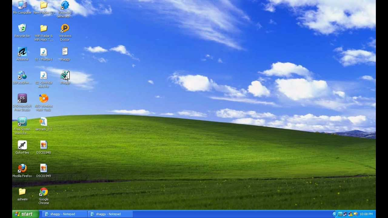 100 genuine version of windows xp fix