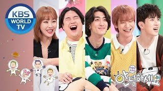 Guests : Narsha, Yoo Jaehwan, Zannabi, N.Flying[Hello Counselor/ENG, THA/2019.04.29]