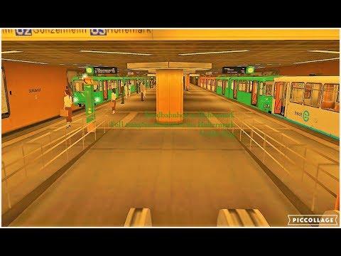 U3 (Frankfurt U-Bahn) Trainz a new era